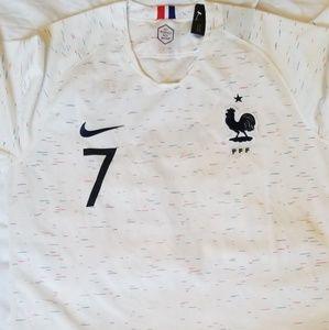 Nike France Soccer Jersey